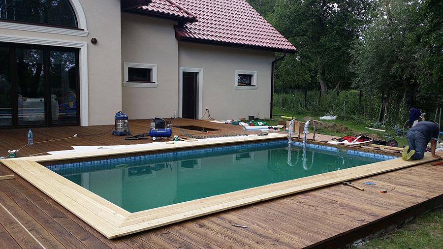budowa basenów